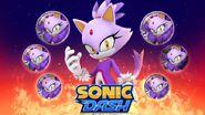 Sonic Dash artwork 26