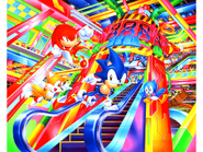 Sonic Screen Saver art 38
