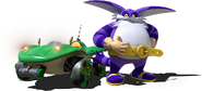 Team Sonic Racing Big