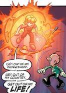 Escudo Fuego Archie