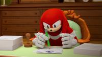 S1E32 Knuckles write