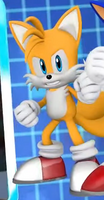 STH 3D modern serious Tails