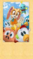 Sonic Jump - Cream Ending