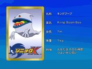Sonic X karta 38