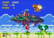 Super Mecha Sonic SSZ 06