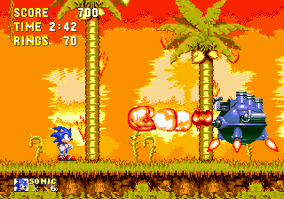 Sonic y Tails
