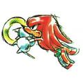 Knuckles Glide Chaotix