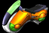 Road Star ripped sonic riders zero gravity