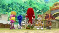 SB S1E37 Team Sonic victory (Hammer Error)