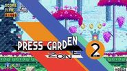 SM - Press Garden Zone Act 2 Special Stage Rings
