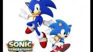 Sonic Generations - Modern Era Trailer