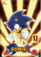Sonic X FRA DVD 17