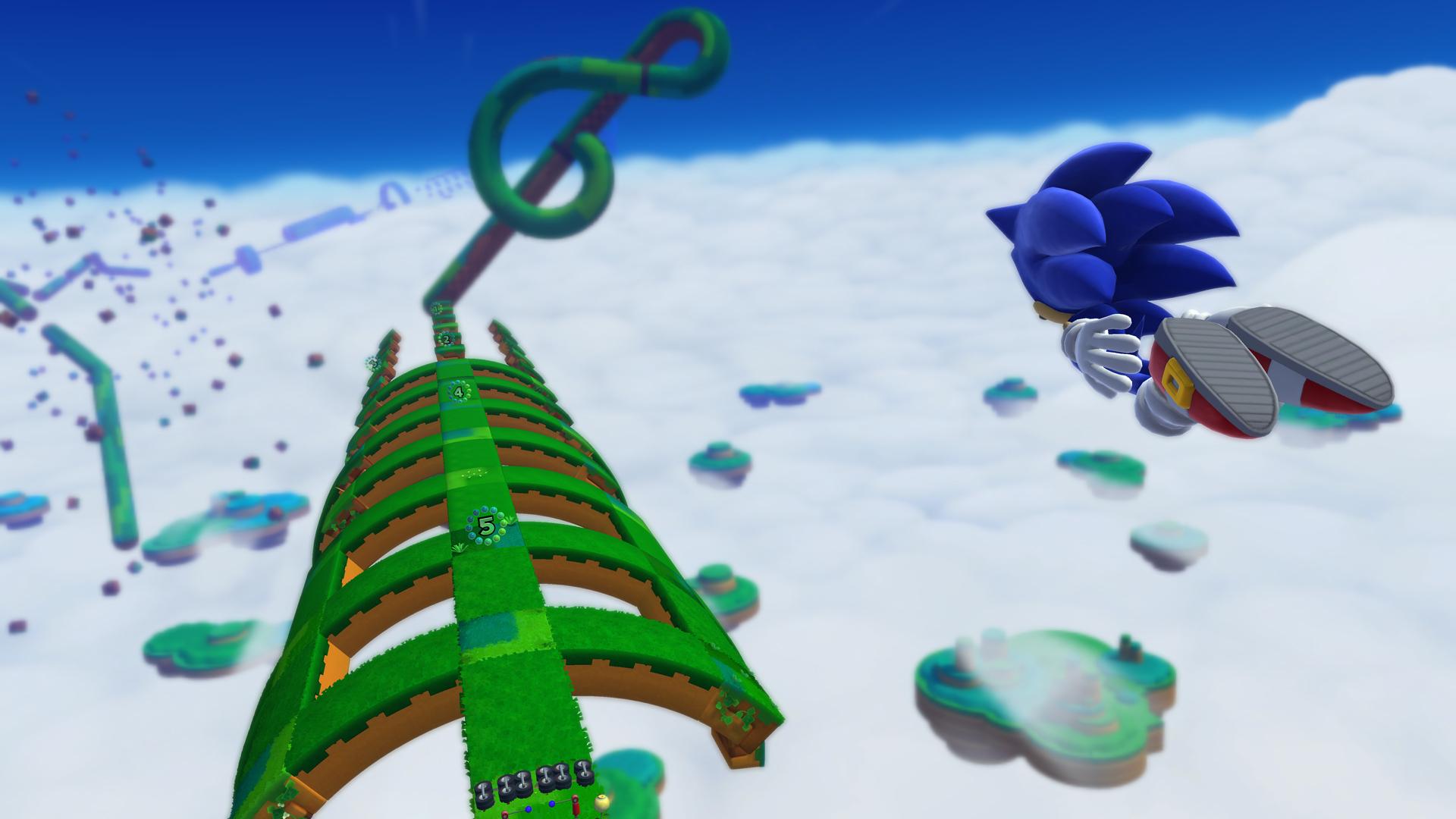 Sky Road (Sonic Lost World)