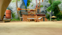 S1E02 Tails place front view