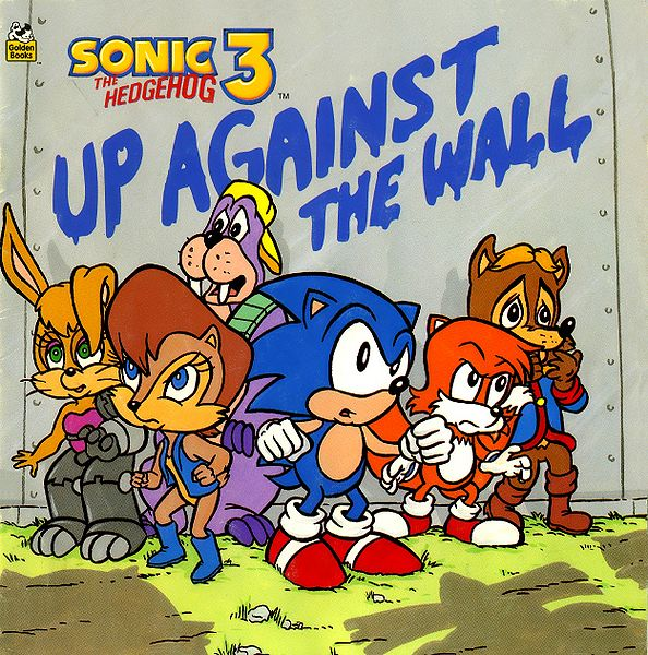 Sonic the Hedgehog 3: Up Against the Wall