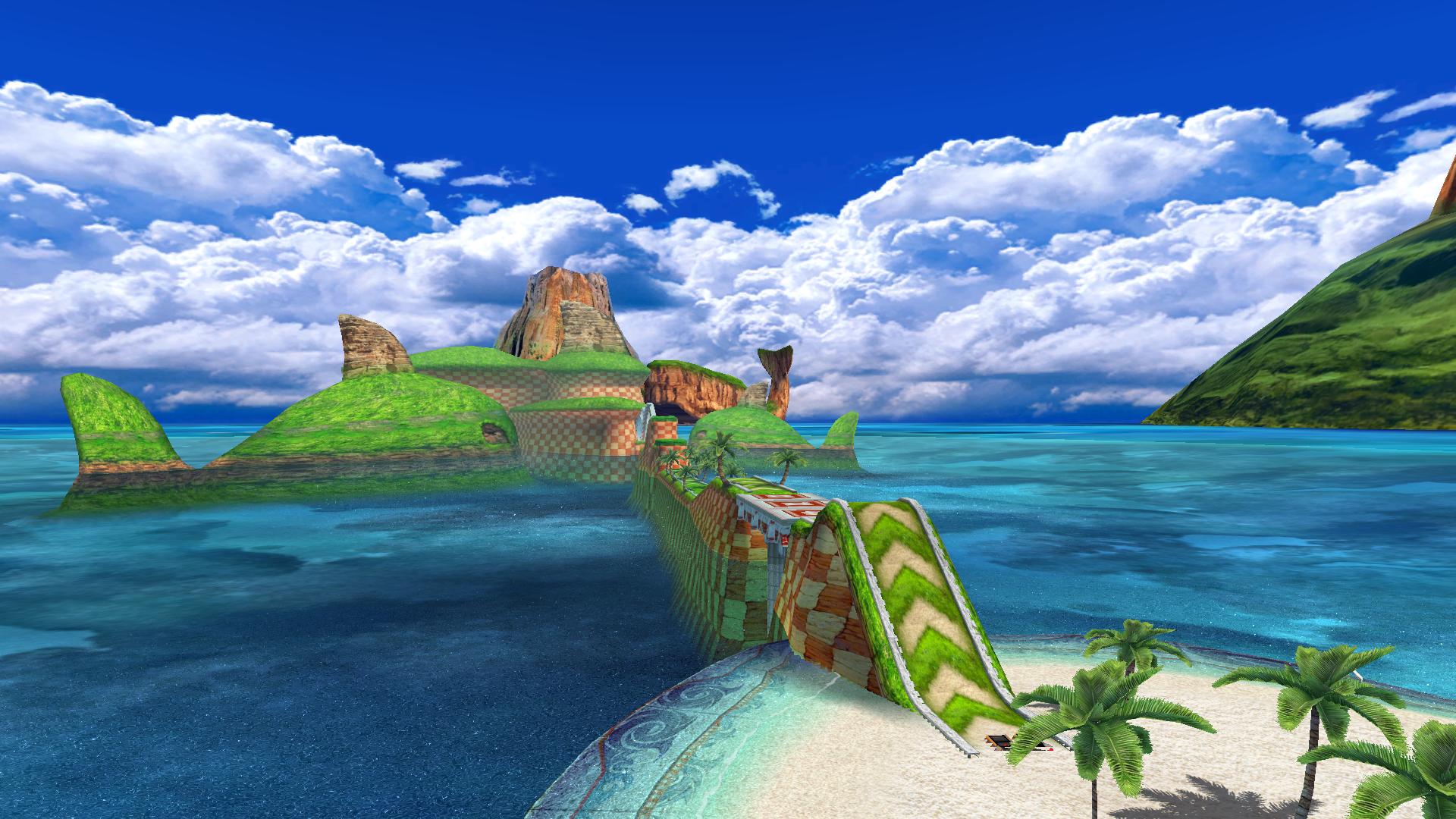 Seaside Hill