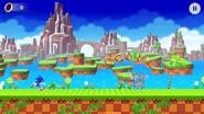 Sonic Runners Adventure screen 21