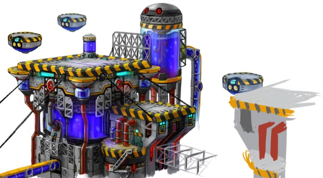 Chemical Plant (Sonic Generations)/Galeria