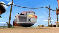 S1E45 Eggmobile back