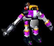 SA Model Zeta
