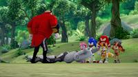 SB S1E15 Eggman vs Team Sonic