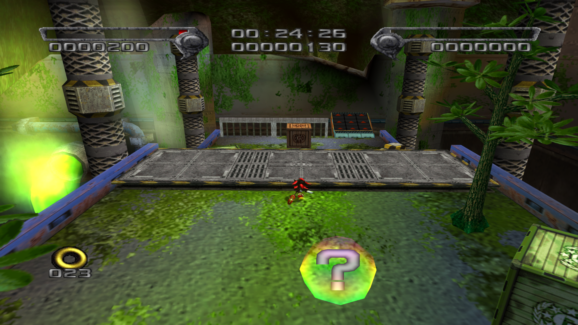 Jump Panel (Shadow the Hedgehog)