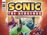 IDW Sonic the Hedgehog Issue 41