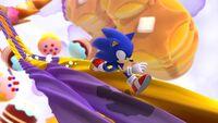 Sonic Lost Walking