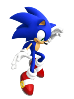 Sonic The Hedgehog 4 - Sonic Artwork - 1