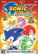 Sonic X ENG DVD 14