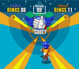 Специальный этап (Sonic the Hedgehog 2 (16-бит))
