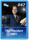 Targeta presidente
