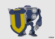 Egg Fighter Shield koncept