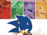 IDW Sonic the Hedgehog Issue 44