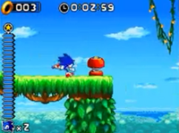 Leaf Storm Sonic Profile