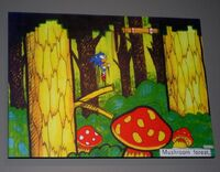 Mushroom Forest concept