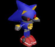 R Model Metal Sonic