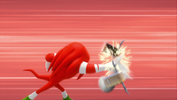 SB S1E18 Knuckles action 1