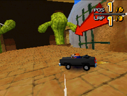 Sandy Drifts DS 20
