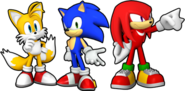 Team Sonic Runners 1