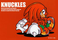 SA Knuckles Original
