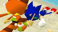 Sonic Rush Adventure Marine
