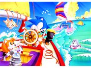 Sonic Screen Saver art 33