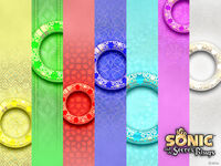 Sonic and the Secret Rings wp World Rings
