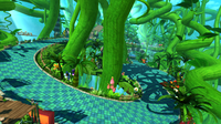 Track Intro - Treetops