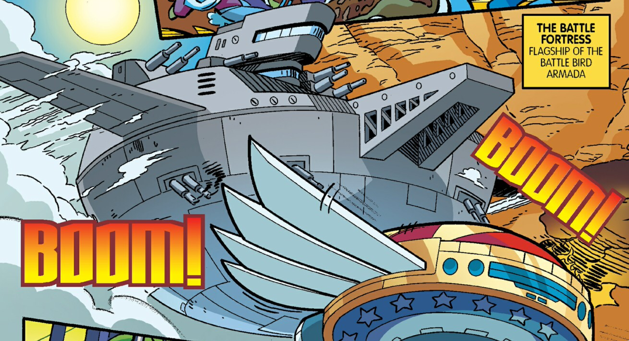 Battle Fortress (Archie)