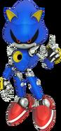 Metal Sonic Channel art 5