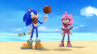 Oh yeah, Sonic is back baby