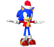 Runners Model Sonic Holiday