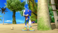 SB S1E19 Sonic ouch